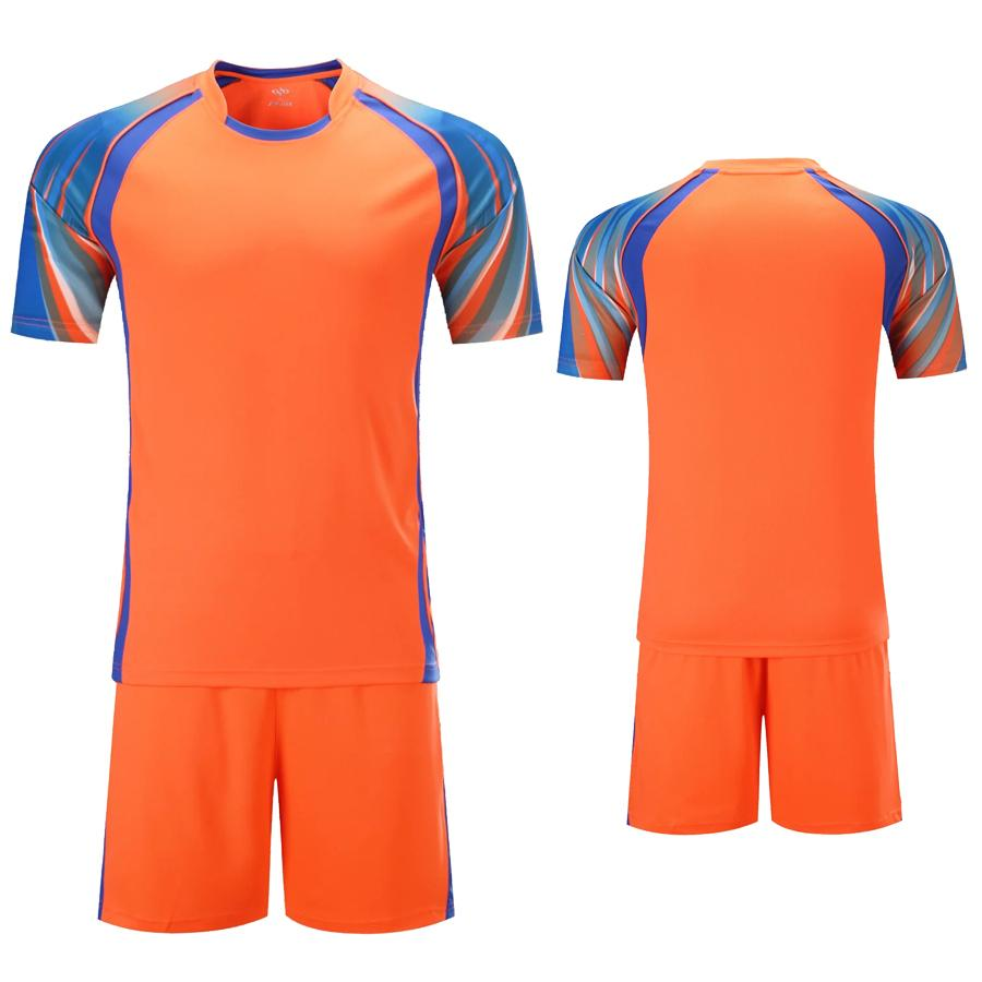2019 2019 New Survetement Football 2017 Jerseys Kit Sports Soccer Jersey  Set Uniforms Quick Dry Shirt Training Pants Tracksuit Customize Name From  ... 28bc1126d