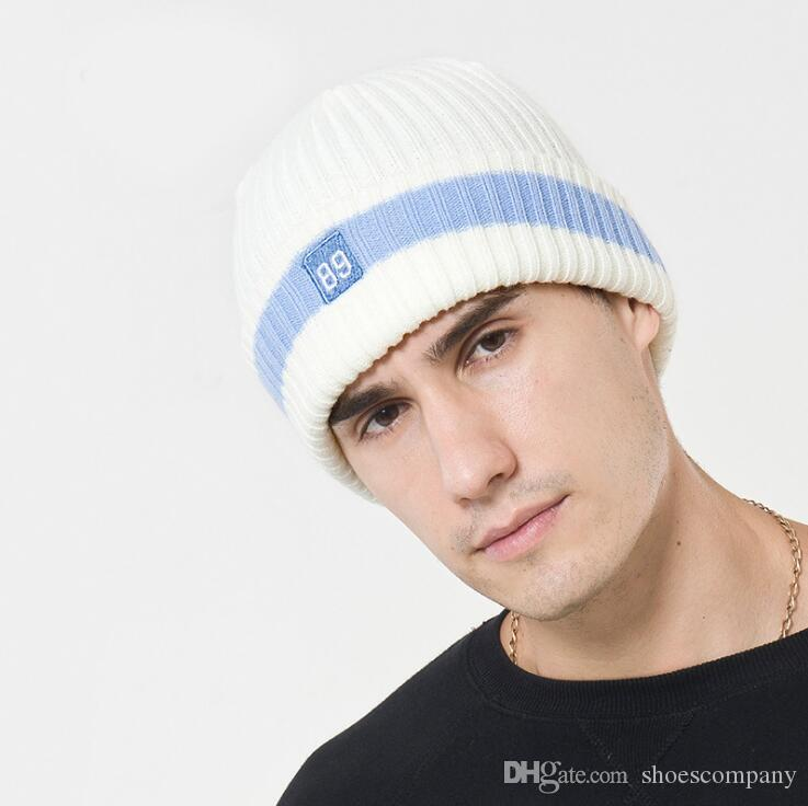2019 New Korean Skiing Beanie Hats For Men And Women Blank Winter Hat  Bonnet Designer Cc Beanies Brand Mens And Womens Luxury Skull Cap Knitted Hat  Cap Hat ... 5b6b42efb58