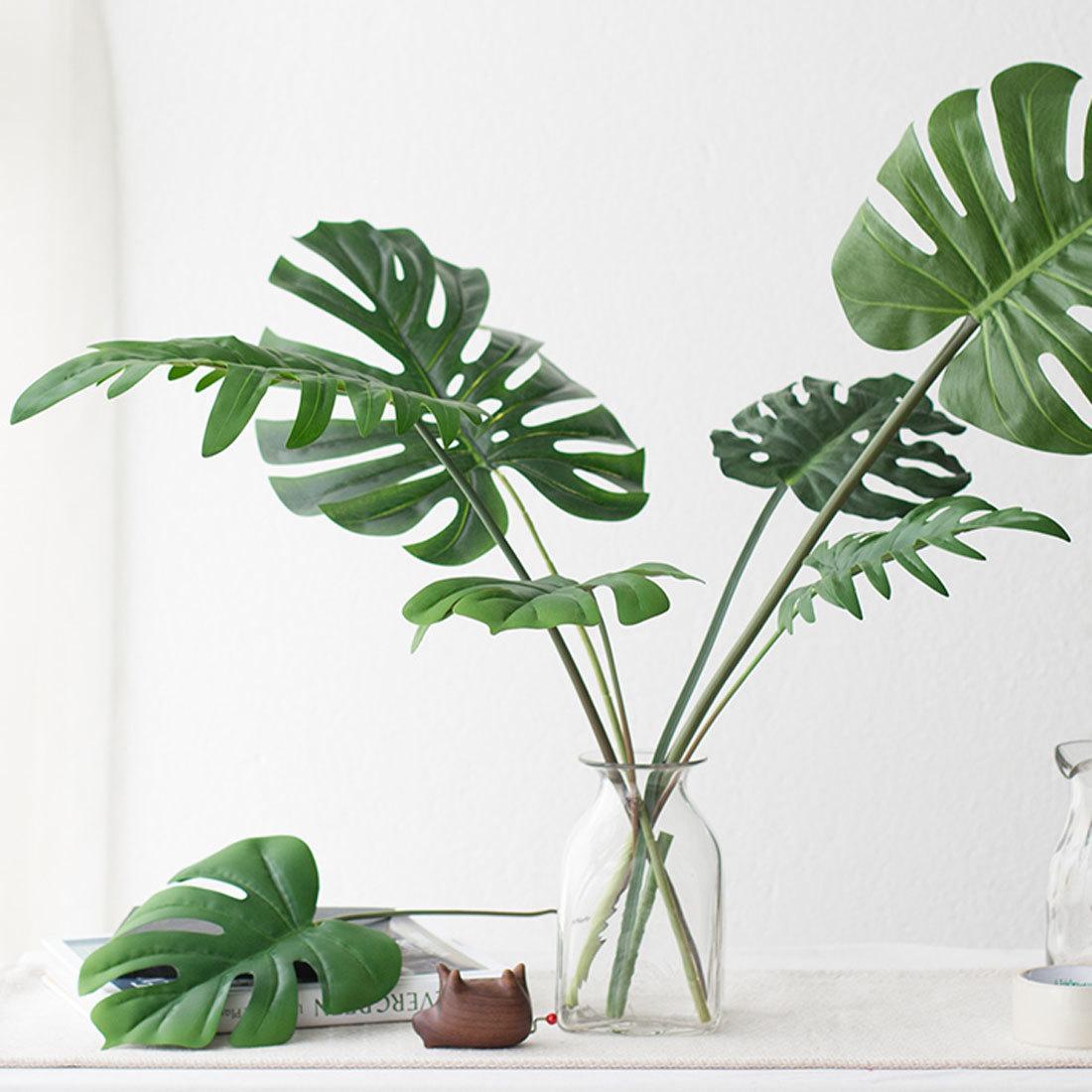 Grosshandel Kunstliche Pflanzen 5 10 Stucke Grosse Kunstliche