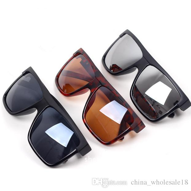 cffdb1026db7 2019 Wholesale The Lowest Price Super Cool Big Square Frame Flat Top 2014 New  Fashion Sunglasses Women Men Sun Glasses Gafas From China_wholesale18, ...
