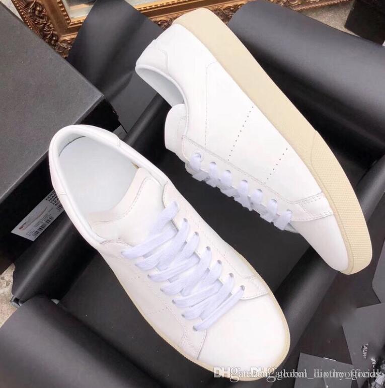 7e2d5729 Compre Pequeños Zapatos Blancos De Lujo, Venta Caliente De Estudiantes,  Hombres Y Mujeres, Pequeños Zapatos Blancos, Zapatos Deportivos, Casuales,  ...