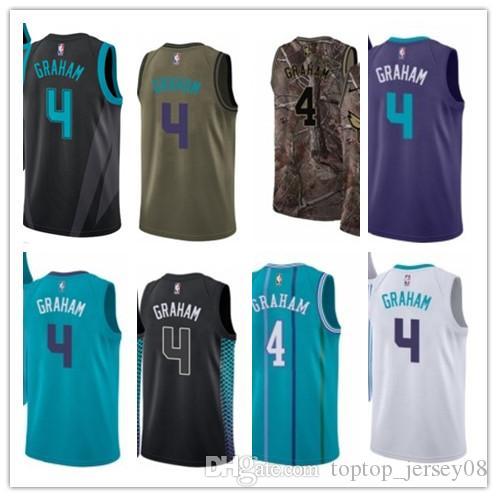 7a04322fe5b SPORT Basketball Wear Youth women Men s Charlotte Hornet 4 Devonte ...