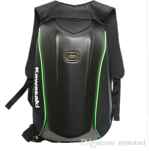 5638f5de71 Factory Wholesale FOR Kawasaki Motorcycle Racing Backpack Waterproof For  Carbon Fiber Motocross Luggage Bags Combination L Saddle Bags Saddle Bags  Bicycle ...