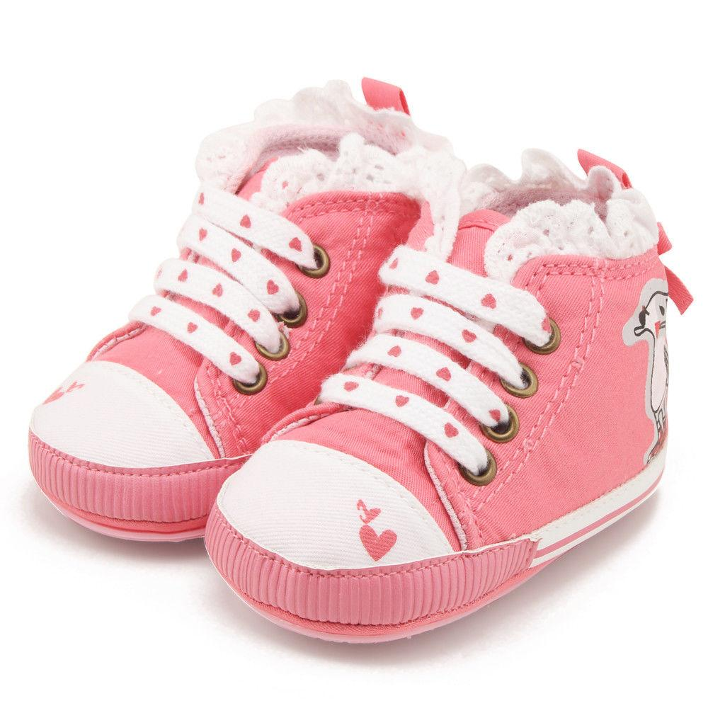 fa1ce084dd8 Cute Newborn Baby Girl Love Rabbit Shoe Fashion Animal Print Sneakers Flat  Prewalker Crib Shoes Girls Casual Cotton Shoes 0 18M Kids Athletic Shoes  Boys ...