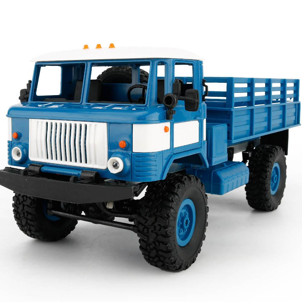 WPL B-24 1:16 Remote Control Truck RC Climbing Crawler Car for Children Gift