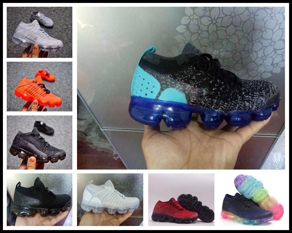 online store 8b72a 77530 Compre Nike Air Max Airmax Vapormax Zapatos Para Niños 2018 Zapatos Para  Correr Zapatos Atléticos Para Niños Bebé Niña Entrenamiento Zapatillas  Deportivas ...