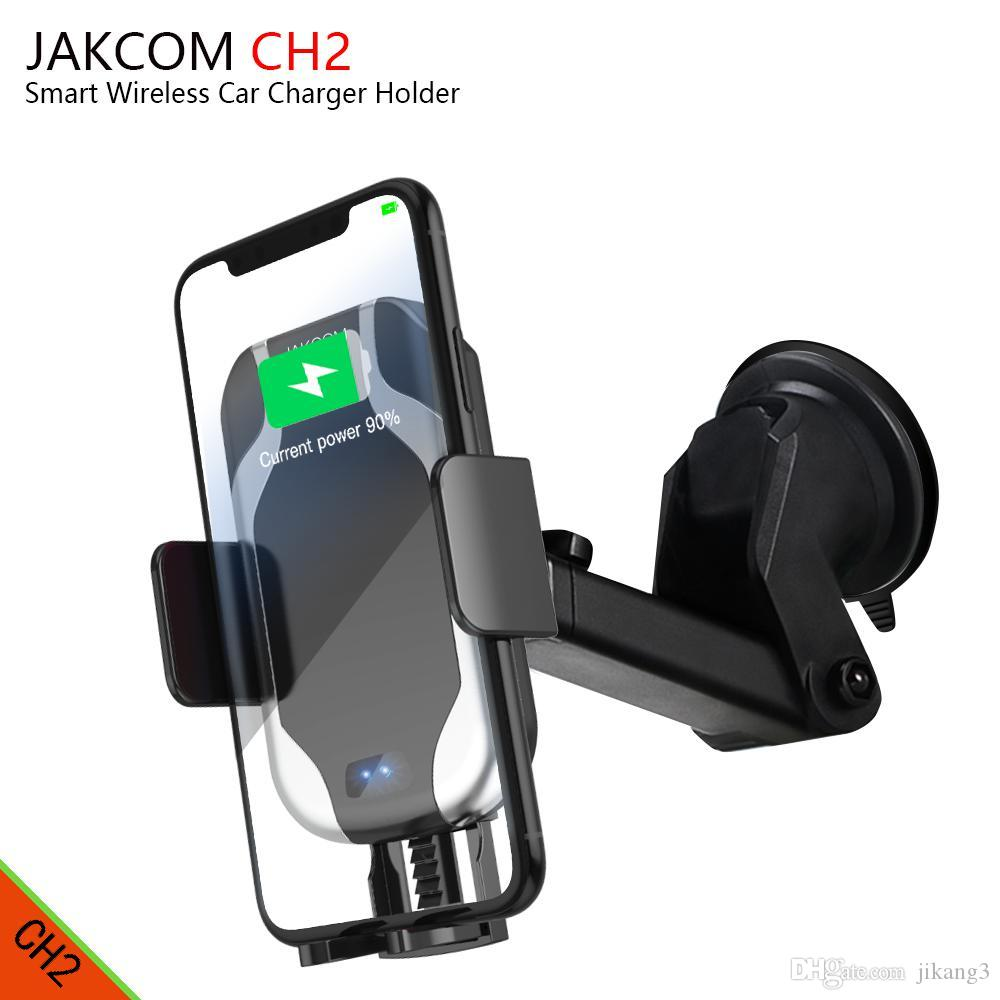 JAKCOM CH2 Smart Wireless Car Charger Mount Holder Hot Sale in Cell Phone  Chargers as ip68 smart watch mi a2 smartphone