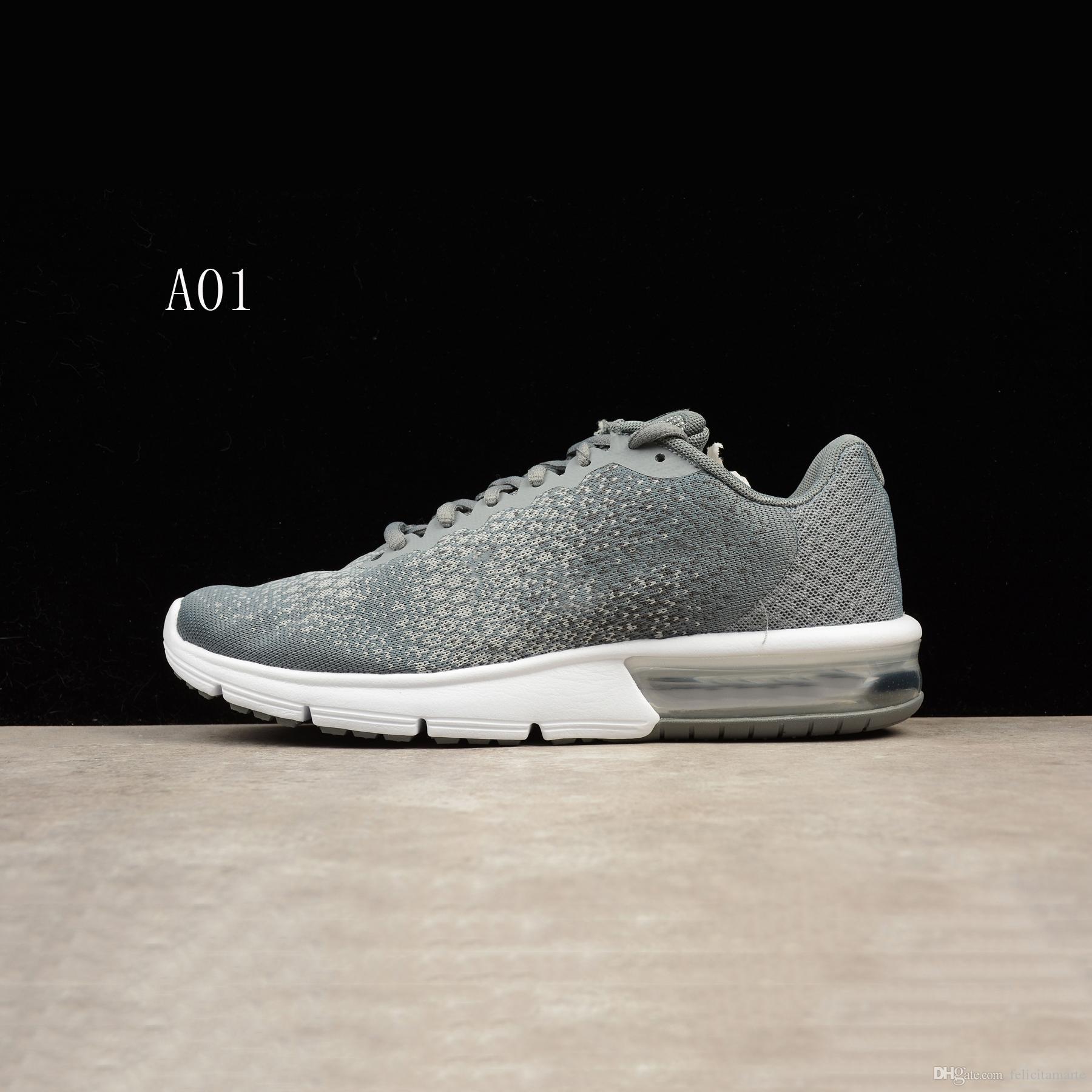 155561f7784b5e 2018 New Arrival SEQUENT Sports Casual Shoes Good Quality Air ...