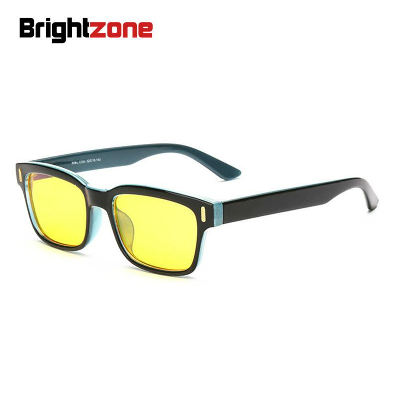 2018 Drop Shop Anti Blue Ray Light Blocking 100% UV400 Eyeglasses Computer Goggles Reading Playing Gaming Glasses 20 20 Rule