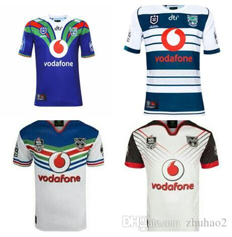 116f64f6 2019 2020 VODAFONE WARRIORS HOME JERSEY 25TH SEASON New Zealand ...
