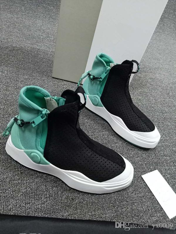 0c910bc34d08 Designer Sneakers Luxury Brand Shoes Men Women Leather Mesh ...