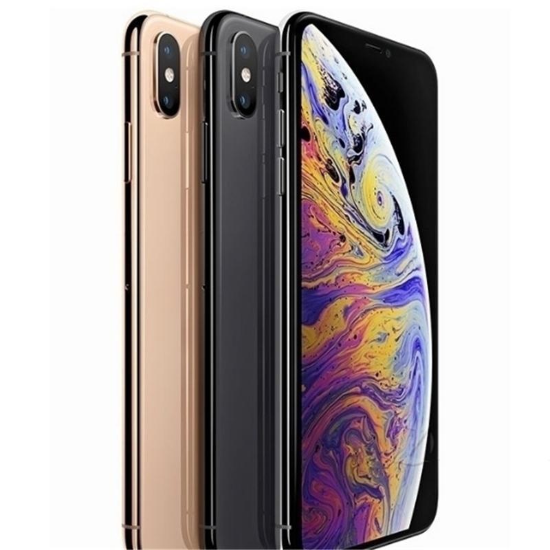 Original Refurbished Apple iPhone XS Max 6.5 inch iOS A12 Bionic Hexa Core 4GB RAM 64 256 512GB ROM 12MP Unlocked 4G LTE Smartphone