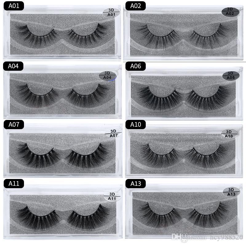 Acheter Cheveux 15 Faux Visons 3d Cils Vrais Style 100Épais 2HYeD9IWE