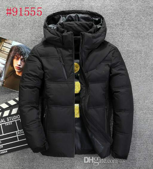 2da0fabc0 best selling 2018 NEW top quality Men Brand NK Wear Thick north Winter  Outdoor Heavy Coats Down VEST mens face jackets Clothes 565254