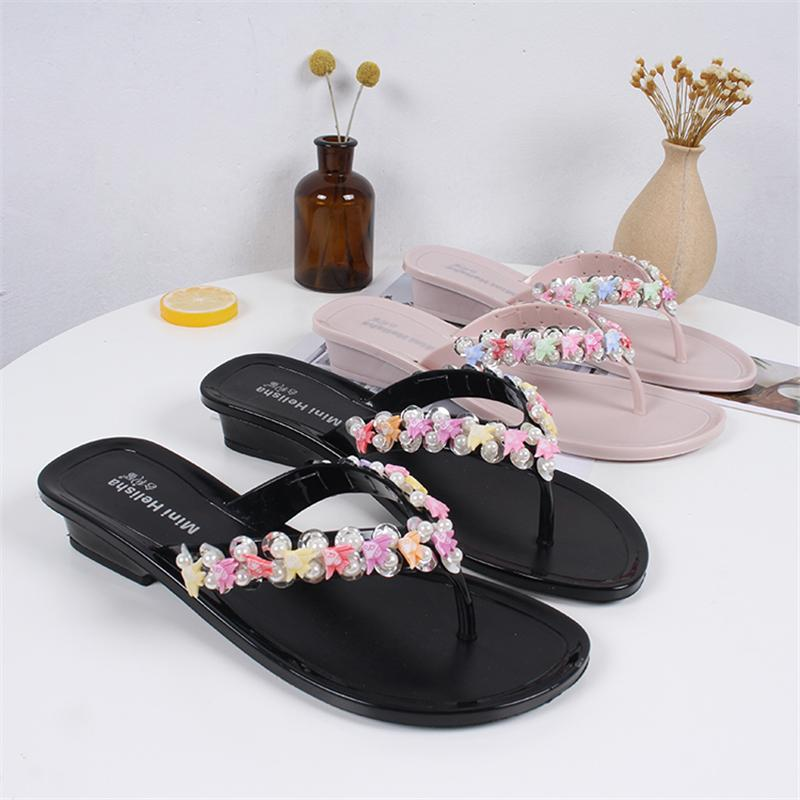 Mini Helisha Cute Little Fish Pattern Lady Fashion Flip Flops Shoes Women  PVC Slipper Jelly Winter Boots For Women Boots Online From Fivestage a3ae83999