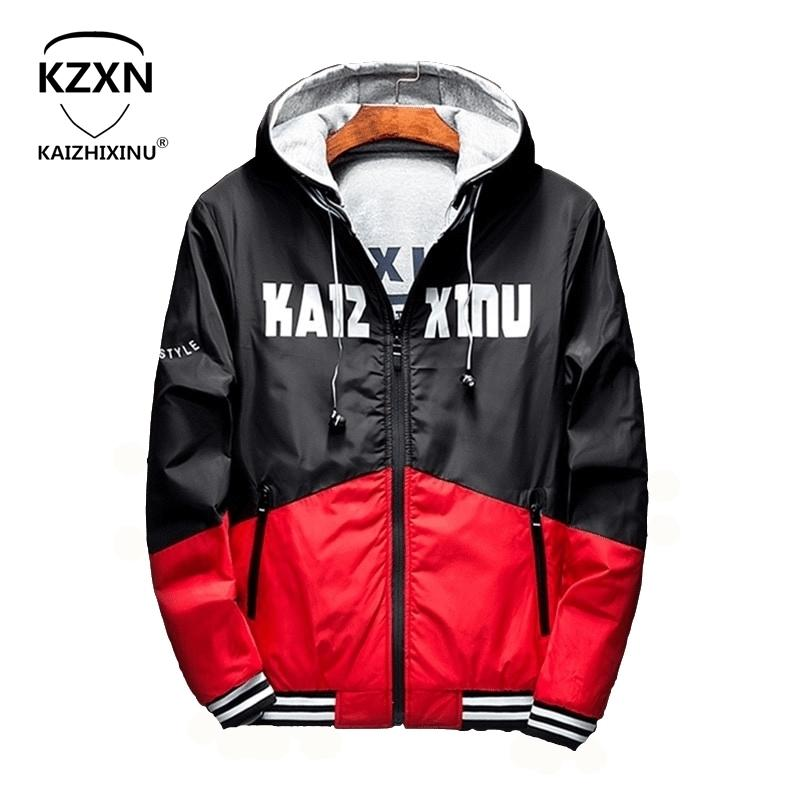 0fb805d0 Spring And Autumn Youth Jacket Men'S Tide Brand Hooded Korean Version Of  The Trend Double Sided Jacket Student Uniform Jacket Or Coat Jacket Jacket  From ...
