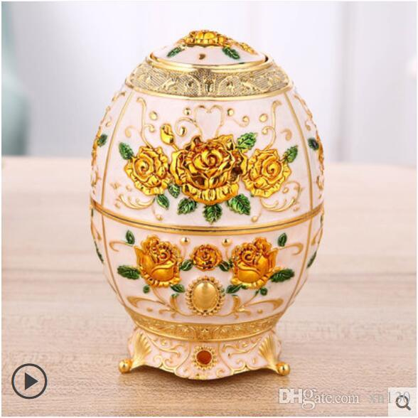 European toothpick holder automatic toothpick box creative living room home personality simple and lovely portable toothpick bucket