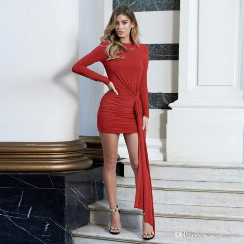Party Evening Vestidos Sexy Bandage Backless Club Dresses Long ... 06569f483