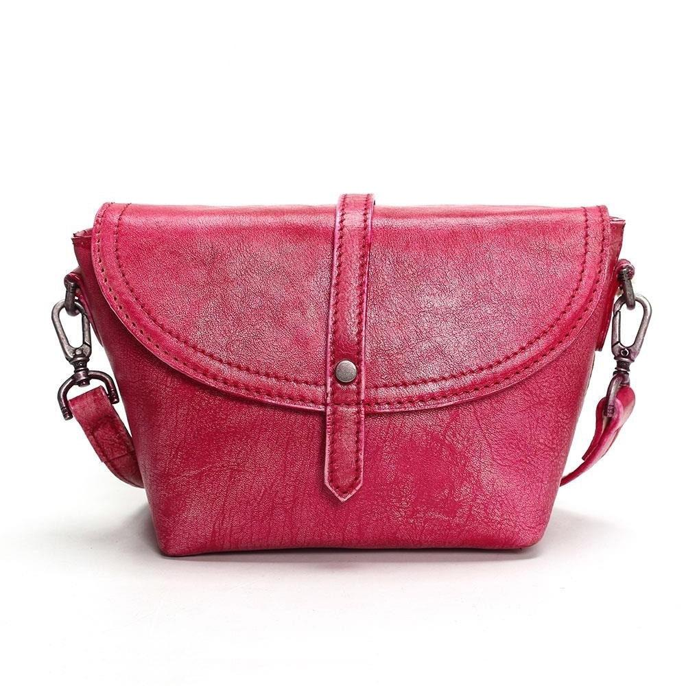 Good Quality 2019 Hot 100% Genuine Leather Crossbody Bags For Women Casual  Mini Candy Color Messenger Bag For Girls Flap Shoulder Bags Designer  Handbags On ... 7168549f03688