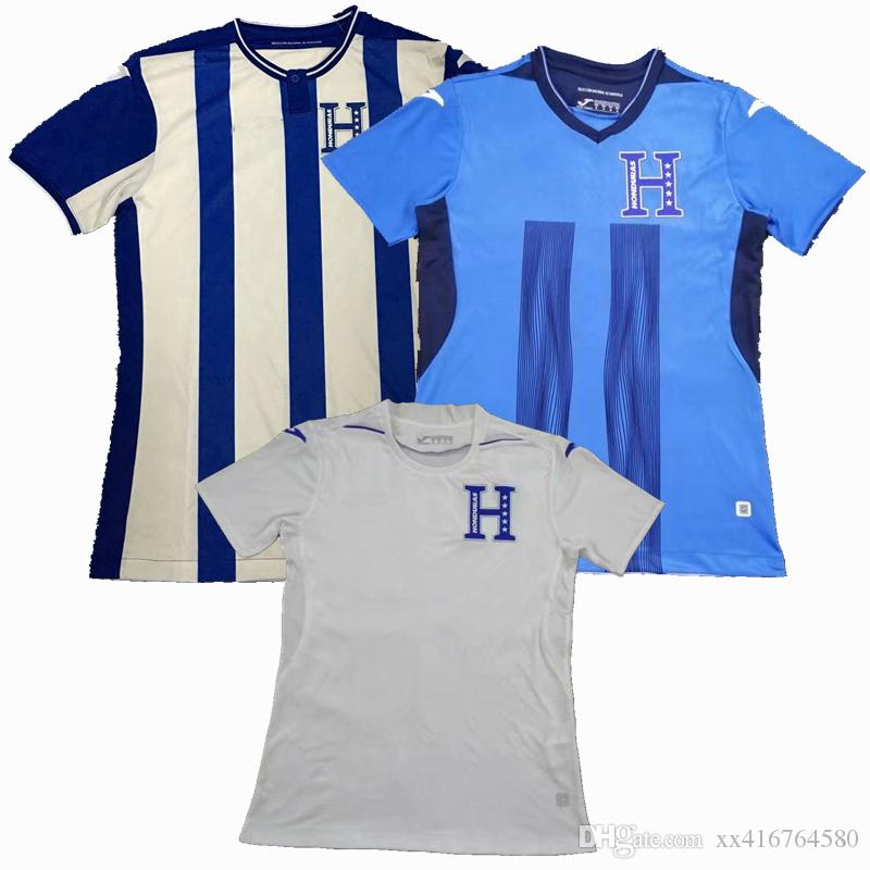 huge discount 74465 74b48 New 2019 2020 Honduras Soccer Jersey 19 20 home away 3rd football shirts  jerseys S-2XL