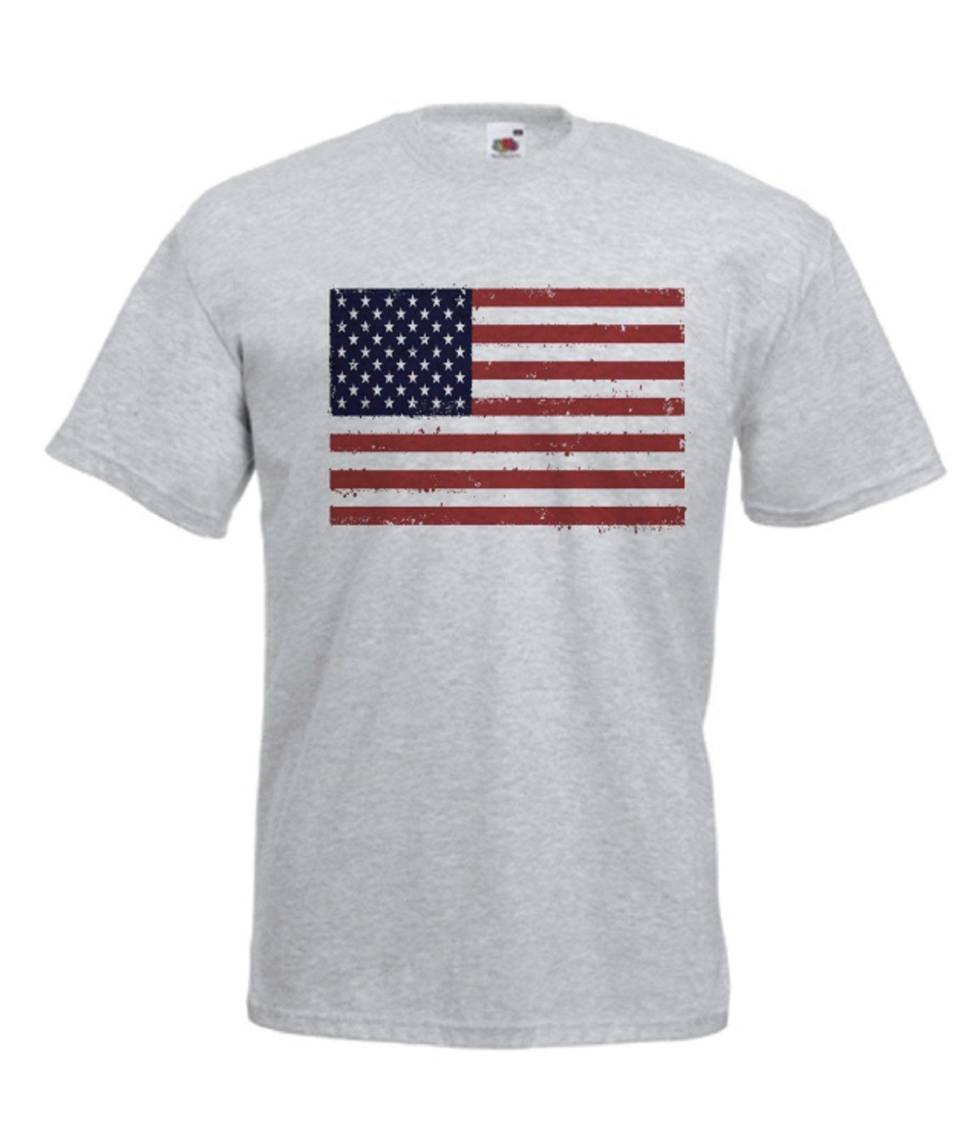 USA FLAG AMERICA Army Gift NEW Xmas Birthday Ideas Boys Girls Top T SHIRT TOP Print Mens Pride Dark Shirt Buy Shirts Online From Mooncup
