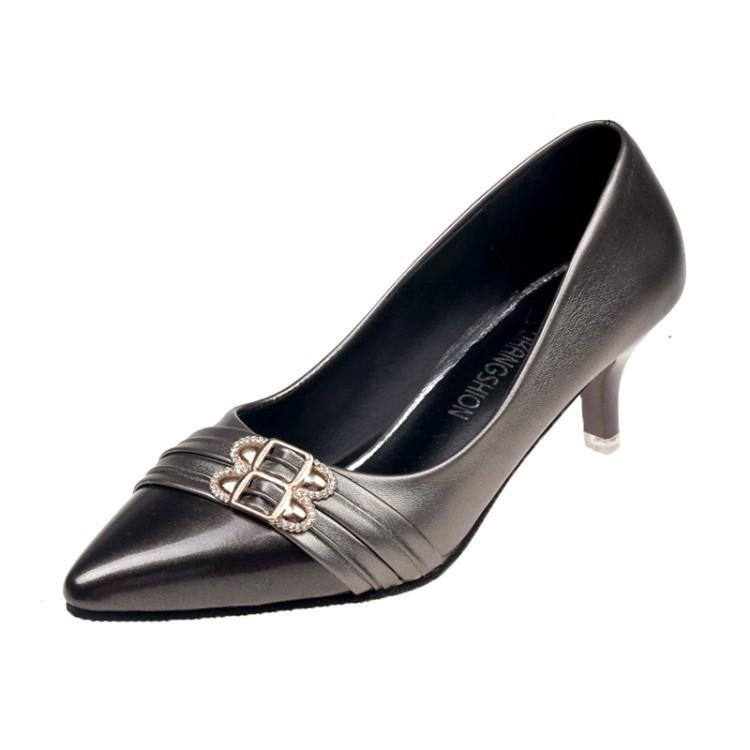 Dress Shoes Ladies Fashion Pumps Women With Heels Comfortable Lady