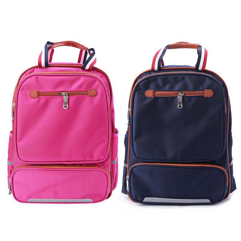 f1aef20b84 Primary School Backpack Book Bag For Boys Girls Nylon Schoolbag Waterproof Travel  Rucksack Tool Backpack Best Laptop Backpack From Chingkee