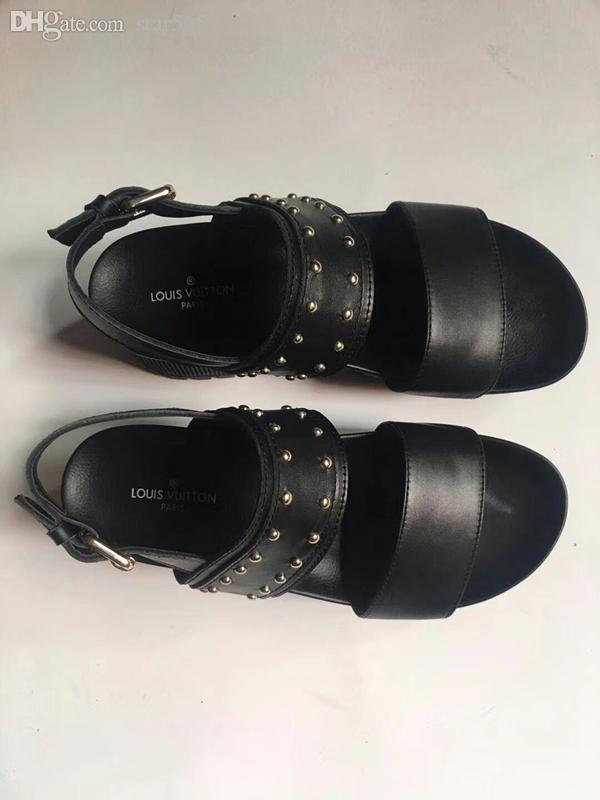2019 Designer-Sandalen der Marke Super Gladiator sind aus Vintage-Leder gefertigt