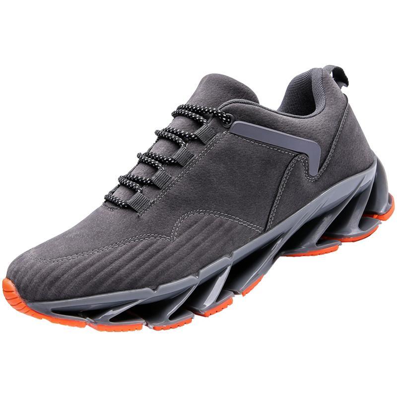 Acquista Scarpe Da Uomo Alla Moda Coreane Scarpe Hip Hop Uomo Mocassini  Casual In Pelle Naturale Uomo Sneakers Di Design A  66.24 Dal Liucpik  c96d14d4f6e7
