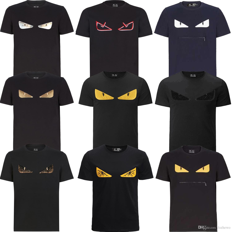 b74cbd98b DUYOU 19ss Italian ROMA Mens Designer T Shirts Men Women Summer Oversize T  Shirt With Bag Bugs T Shirt High Quality Top Tees Brand Clothing Funny  Print ...