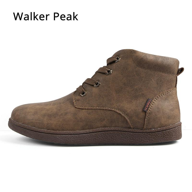 Acheter Hommes Bottes De Neige D hiver 2019 Bottines Imperméables Pour Homme  Légères Chaussures Décontractées Chaudes Pour Hommes Bottes De Pluie De  Grande ... c7a44f350c58