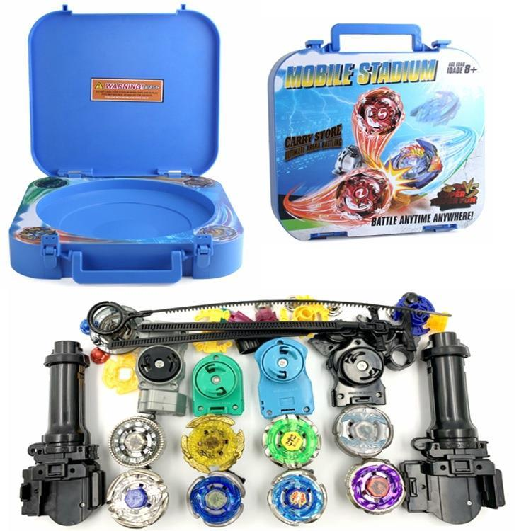 Ready Stock 4D Beyblades Set With Stadium Launcher And ...