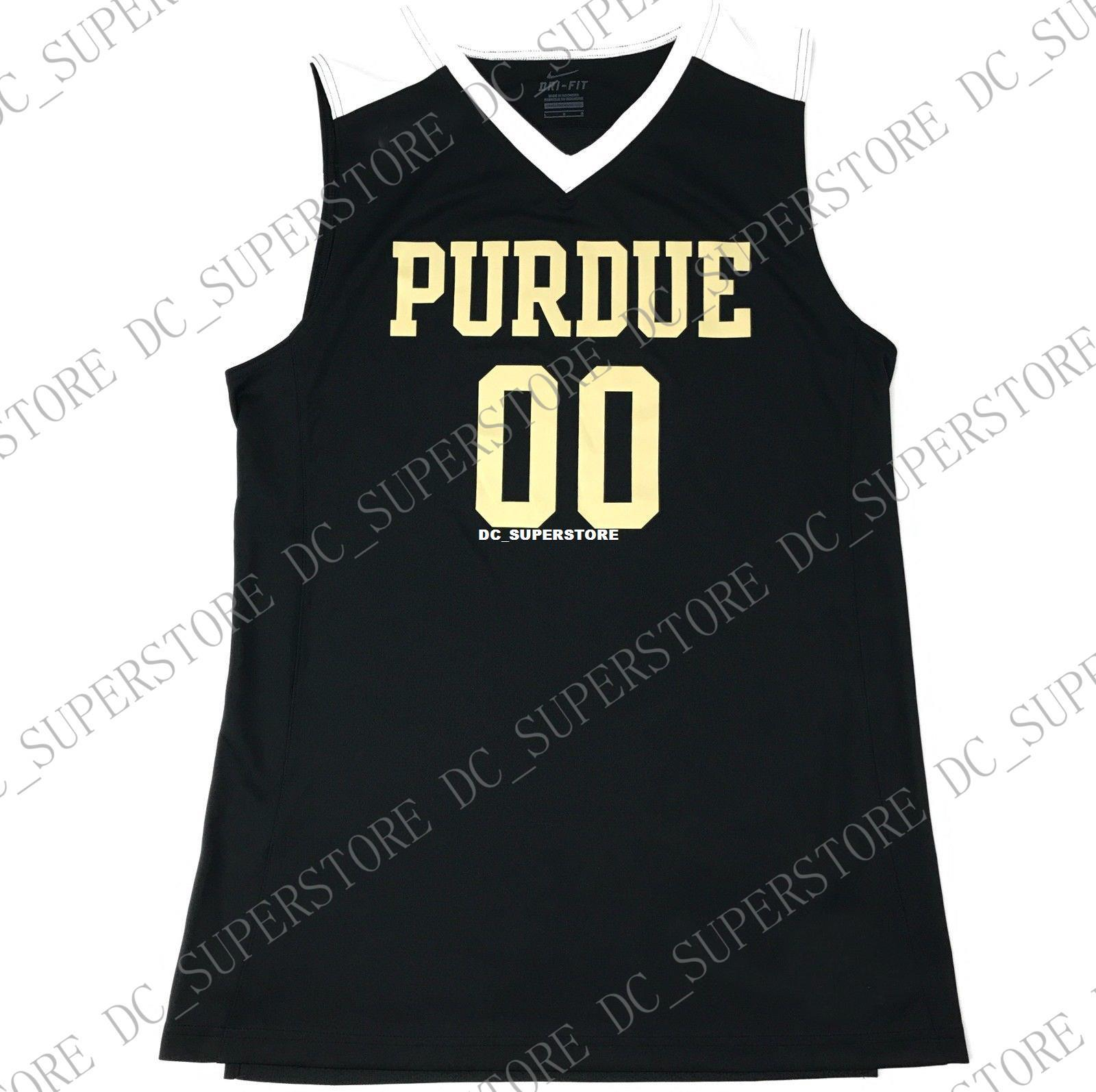 3523300d738 2019 Cheap Custom New Purdue Boilermakers Basketball Jersey Black Gold  White Stitched Customize Any Number Name MEN WOMEN YOUTH XS 5XL From  Dc_superstore, ...