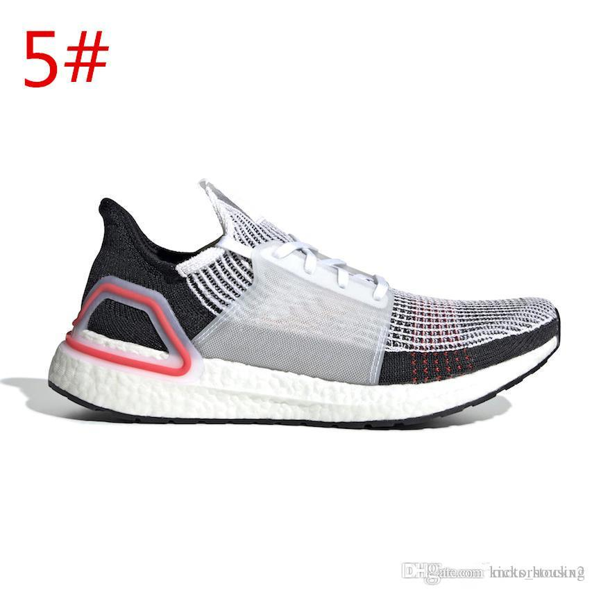 abbb57e514cea 2019 Cloud White Black Ultra Boost Ultraboost Mens Running Shoes Dark Pixel  Refract Clear Brown Primeknit Sports Trainers Men Women Sneakers From ...