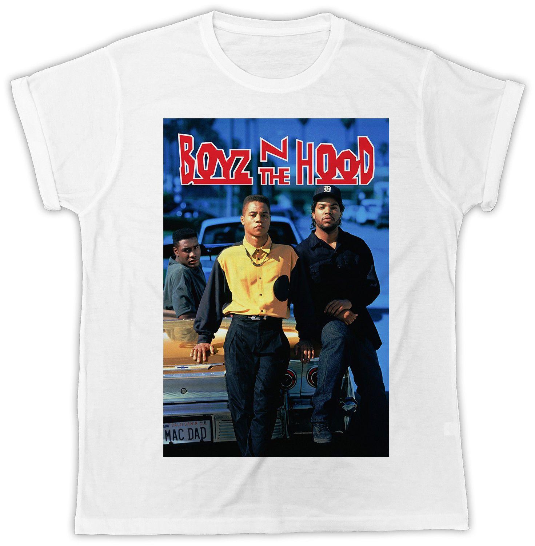 4eadab9b COOL BOYZ N THE HOOD POSTER UNISEX COOL FUNNY TSHIRT Clever Tee Shirts Now T  Shirts From Goodmood061, $11.63| DHgate.Com