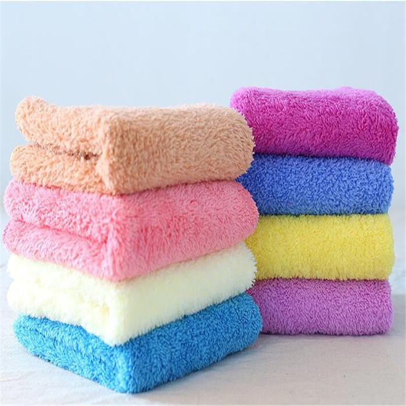 Thick Plush Reusable Super Absorbent Car Wash Microfiber Polishing Buffing Towel Auto Car Care Cleaning Drying Detailing Cloth