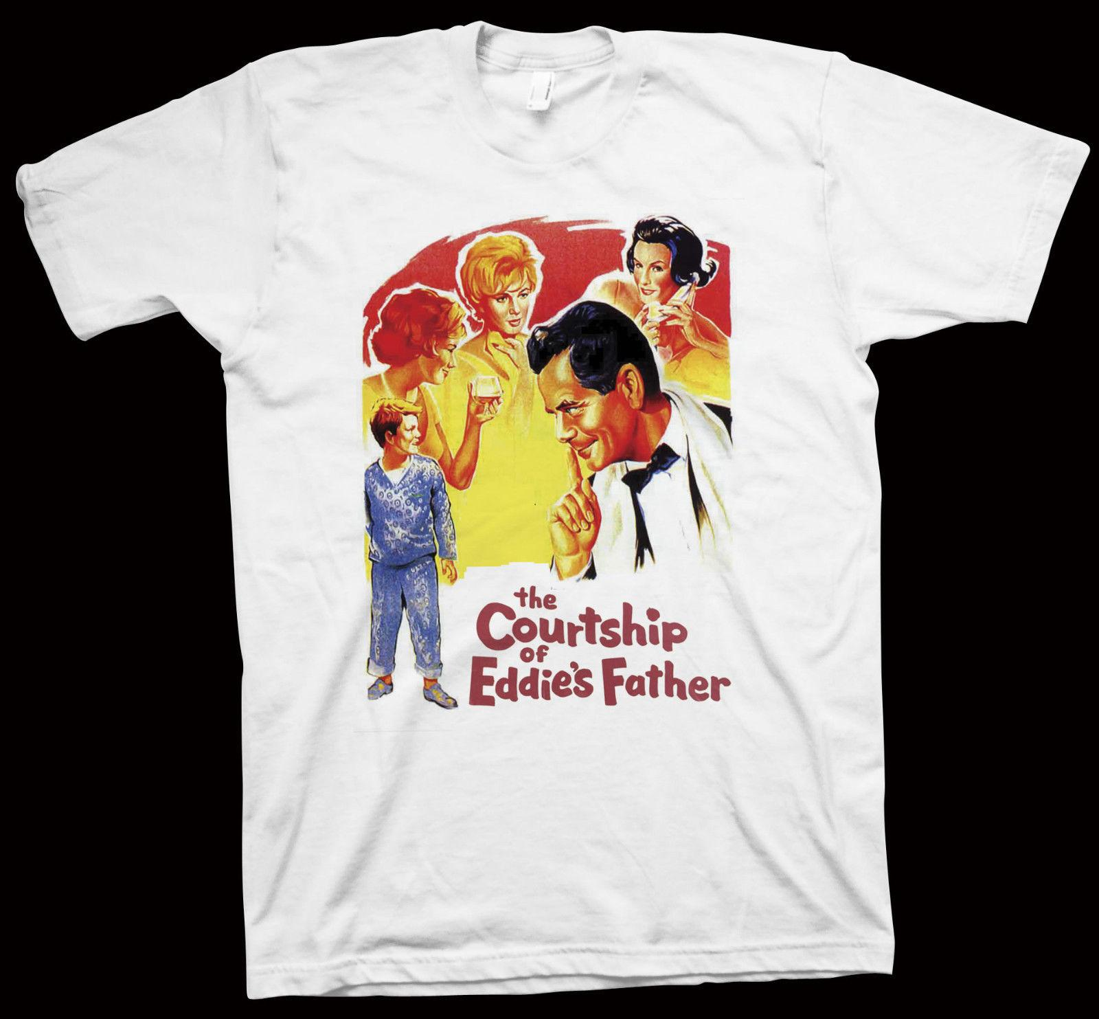The Courtship of Eddie s Father T-Shirt Vincente Minnelli, Glenn Ford, Movie