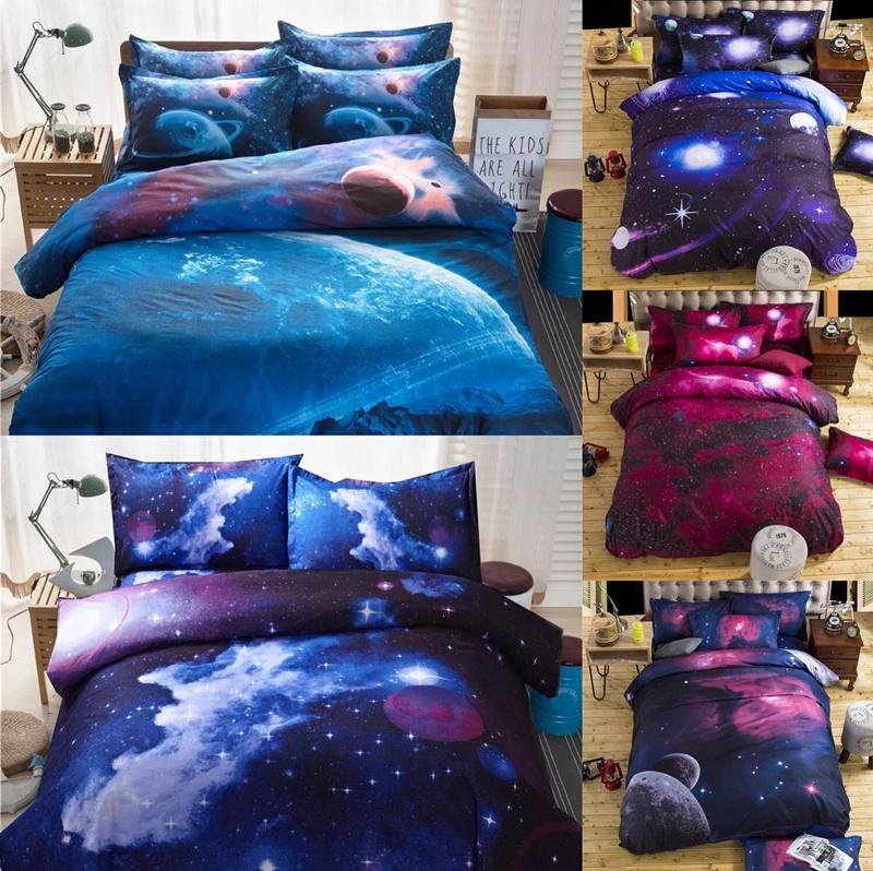 Whosale 150210cm59825inch Bedding Sets Universe Outer Space
