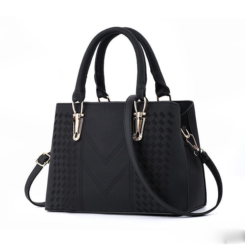 e23c82fe1a6 brand designer shoulder bags fashion women luxury bags MICKY KEN lady PU  leather tote bag handbags high quality purse bag