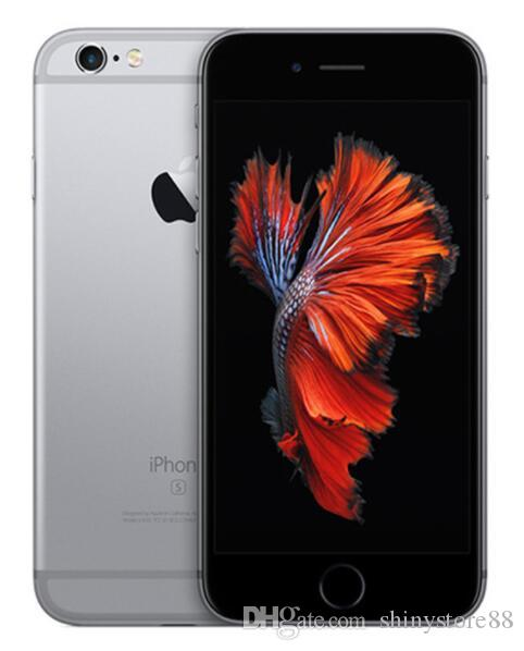 Generalüberholter entsperrter Apple iPhone 6S-Handy ohne Touch-ID 16 GB / 64 GB / 128 GB Dual Core IOS12 4,7 Zoll 12 MP