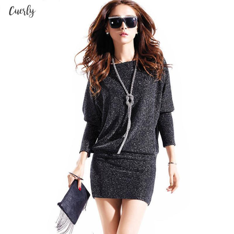 Autumn Dress Women Dress Spring Cute Casual Active Sexy Dress Wild Slim Elegant Long Sleeve Plus Size Sleeve Designer Clothes