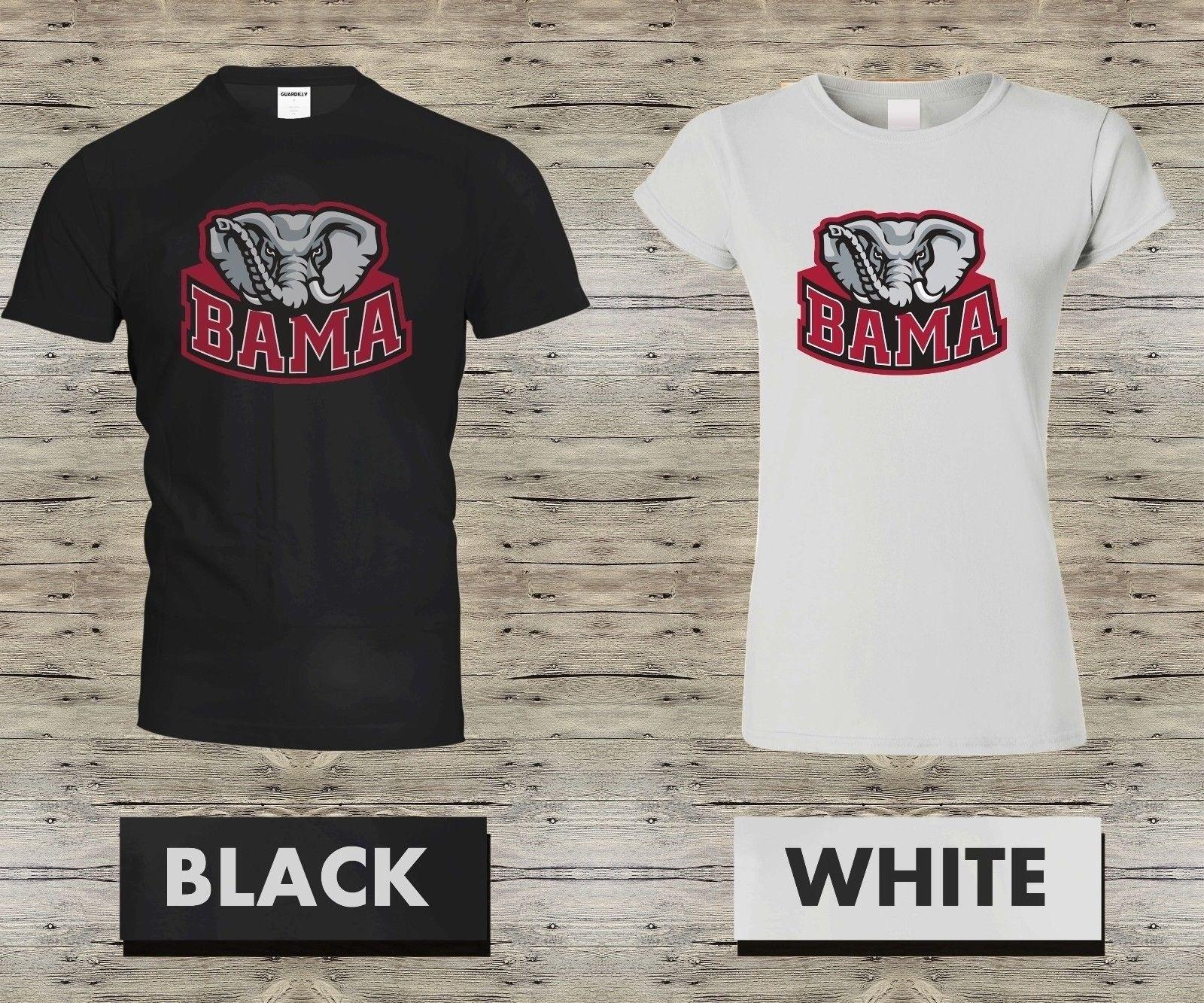 11ba8d14 New Alabama Crimson Tide Black Midnight Mascot T Shirt Mens / Womens Shirt  2 Cartoon T Shirt Men Unisex New Fashion Tshirt Loose Clever Funny T Shirts  Funny ...