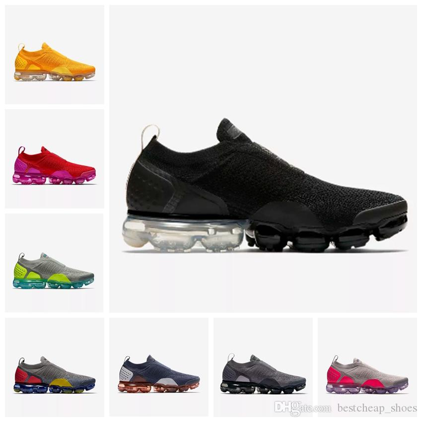 bbcb1ccf77b 2019 New Air Vapors MOC 2 2.0 Laceless MOC2 Brand Designer Cheap ...