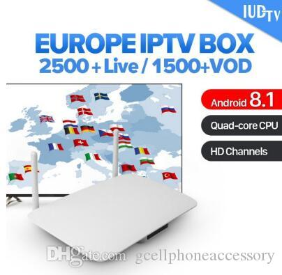 IPTV 1 YEAR ITALIA ANDROID 8.1 SMART TV BOX RK3229 QUAD CORE TV RECEIVER  IUDTV IPTV SUBSCRIPTION EUROPE SWEDEN ITALY SWEDEN IPTV Iptv Channel French  Tv ... 5312800f8e
