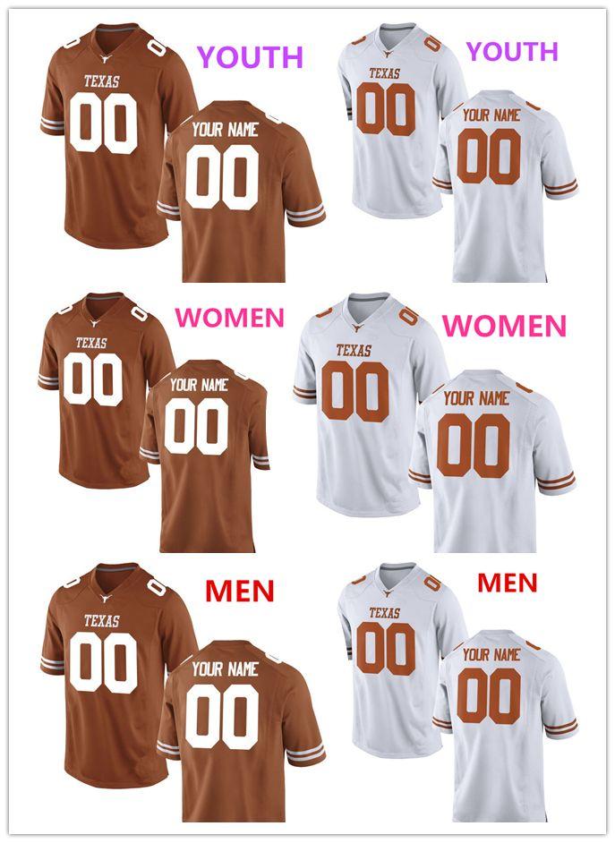 competitive price d4edf 1e6a7 ncaa college Texas Longhorns Davante Davis 18 Kobe Boyce 38 Gerald Wilbon  94 jerseys MEN WOMEN YOUTH Gray Purple White Football jersey