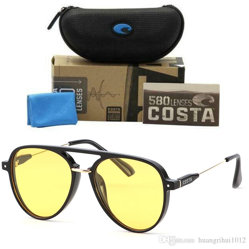 89d17d9af919 Polarized Costa Sunglasses Brand Designer Women Oval Frame TR90 Coating Sun  Glasses High Version Beach Surfing Sunglasses P8147 Heart Sunglasses Circle  ...