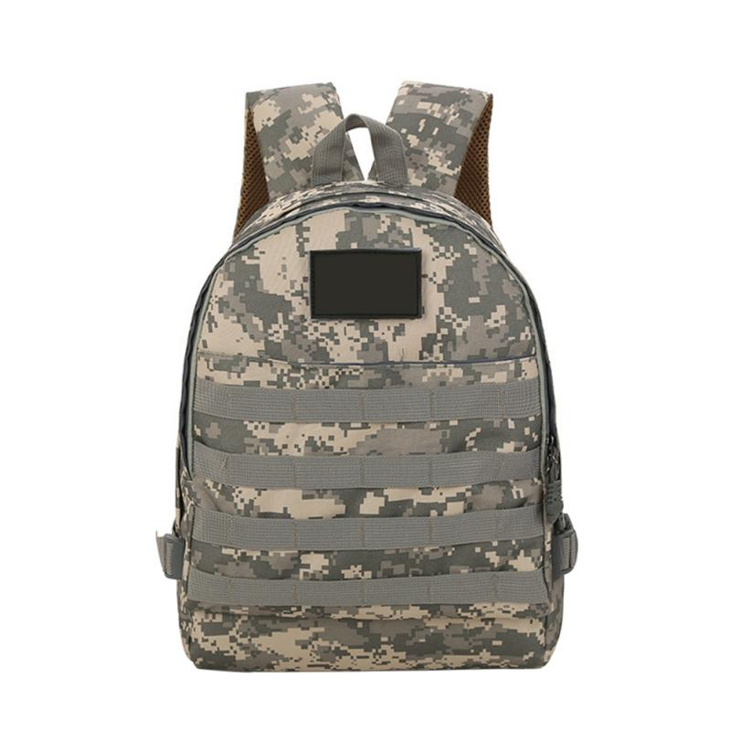 Unisex Mountaineering Travel Short Bag Camouflage Double Shoulder Backpack Large Capacity Nylon Outdoor Travel Camping Bag