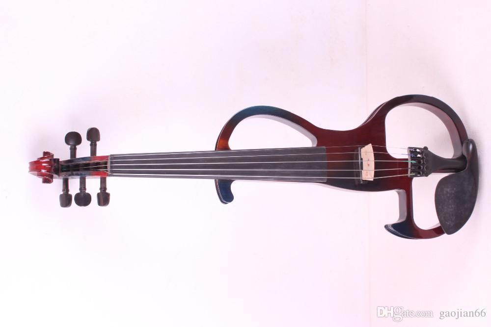 4/4 eléctrico Violines 5 cadena muchos color #2 el artículo es el color si  usted necesita el otro color por favor dígame