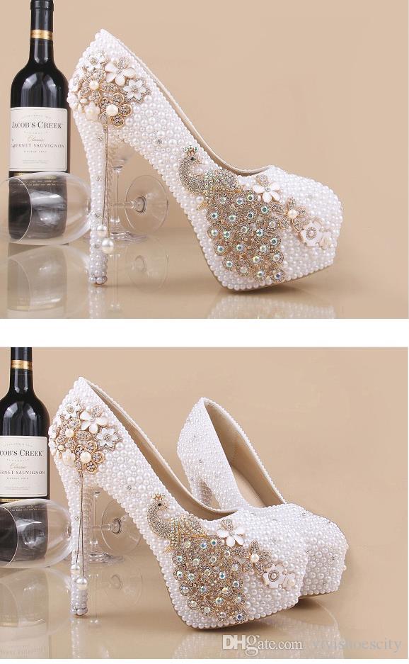 بالاضافة الى حجم 34-40 41 أحذية الزفاف 42 اليدوية زهرة اللؤلؤ الزفاف مصمم أحذية النساء الفاخرة أحذية تأتي مع الصندوق