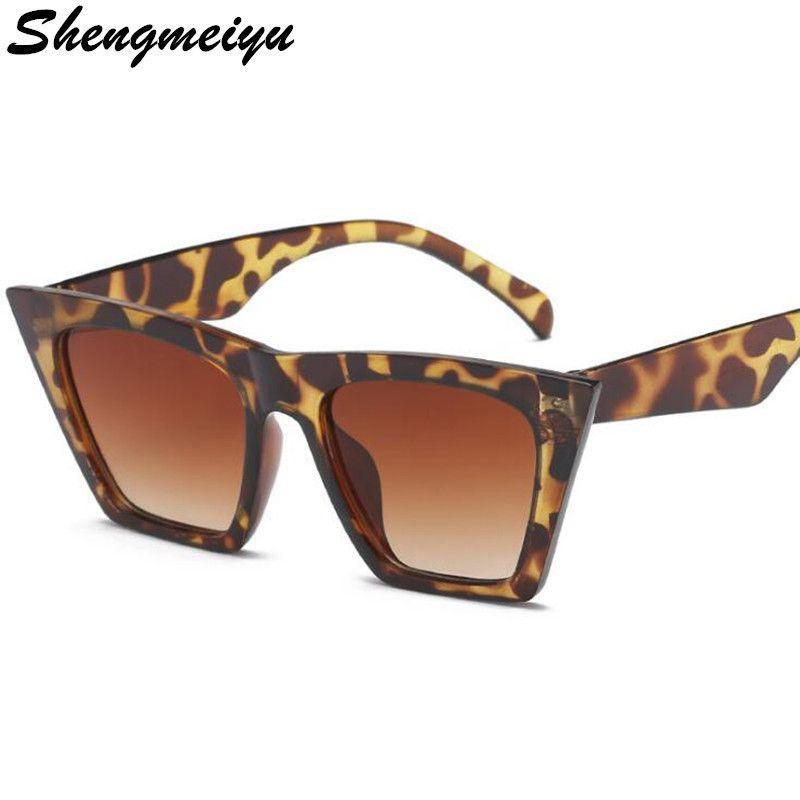 91addee2b9012 2018 Fashion Cute Sexy Retro Cat Eye Sunglasses Women Vintage Brand  Designer Cateye Sun Glasses For Female Ladies UV400 C18122501 Designer  Eyeglasses Womens ...